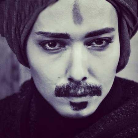 شهرزاد کمال زاده با سبیل