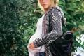 عکس شکیرا در آخرین ماه حاملگی دومش