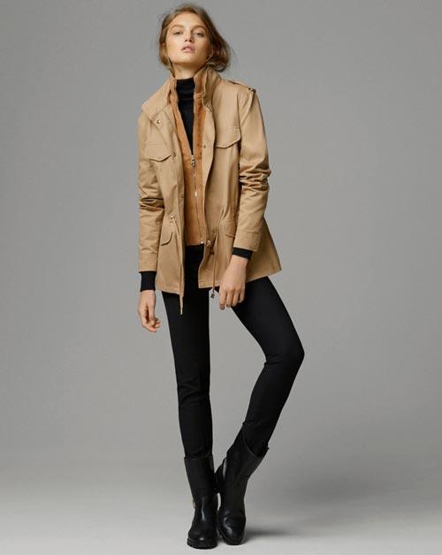 مدل لباس زنانه Massimo Dutti