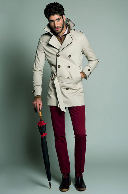مدل لباس مردانه El-Burgues