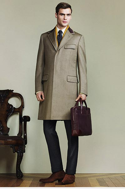 مدل لباس شیک مردانه Dunhill