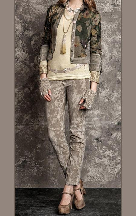 لباس پاییزی و زمستانی زنانه