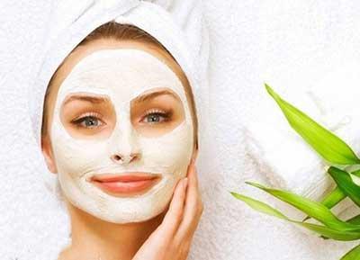 ماسک خانگی برای درخشندگی پوست