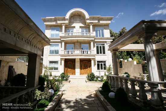قیمت خانه های تهران