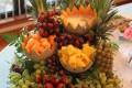 آموزش میوه آرایی شب یلدا