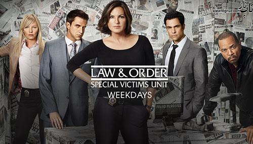 سریال نظم و قانون