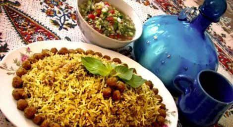 کلم پلوی شیرازی برای شب یلدا