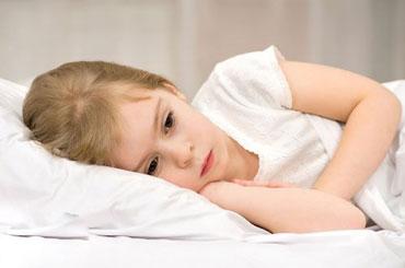 کودک افسرده
