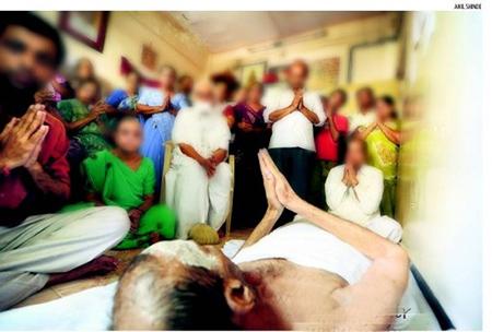 روزه داری به منظور مرگ در هندوستان