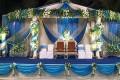 چیدمان و تزیین جایگاه عروس و داماد