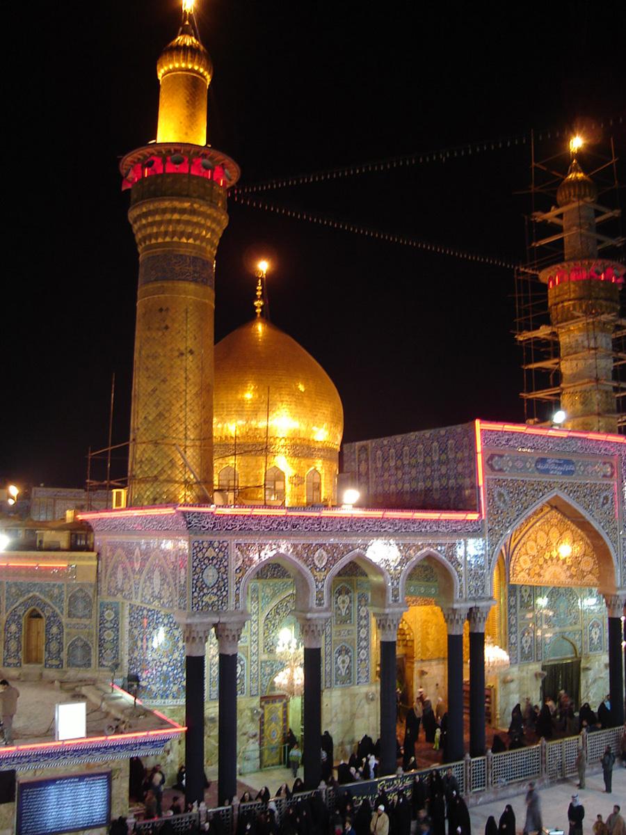 Karbala Alamto.Com 005 عکس های بسیار زیبا از حرم امام حسین عکس