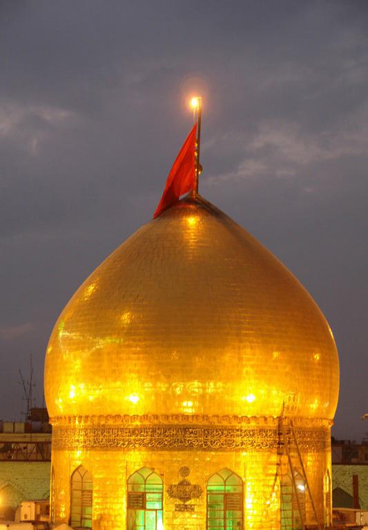 Karbala Alamto.Com 008 عکس های بسیار زیبا از حرم امام حسین عکس