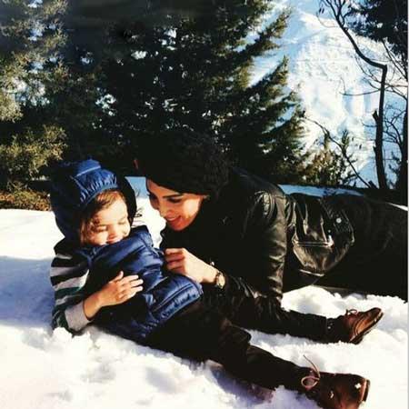 برف بازی لیلا بلوکات