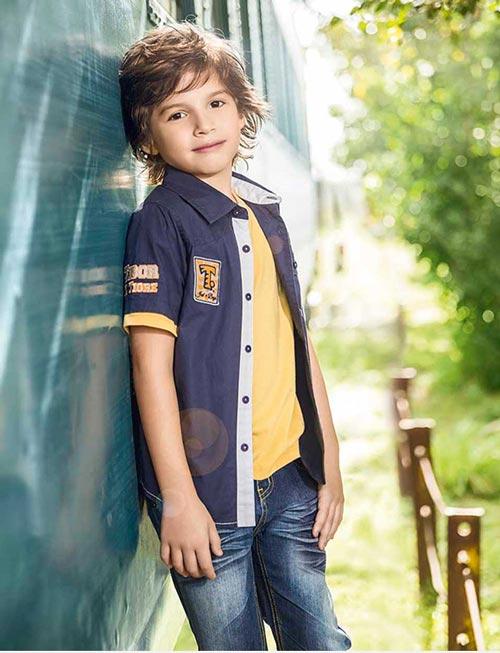 مدل لباس اسپرت پسرانه tigor t.tigre