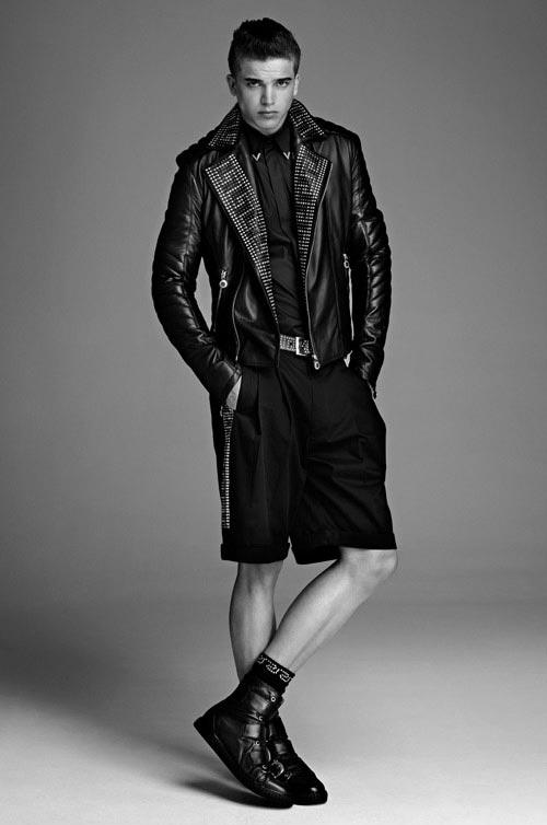 مدل لباس مردانه Versace