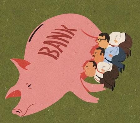 کاریکاتورهای دنیای مدرن امروزی