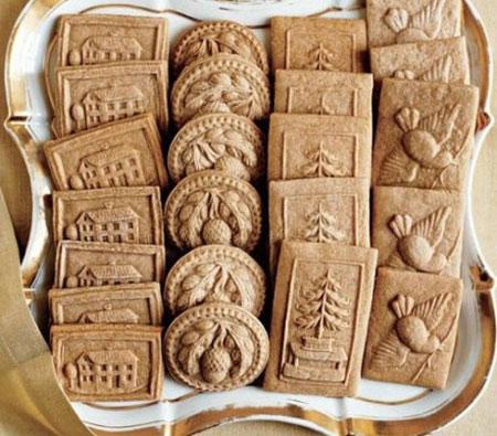 آشنایی با شیرینی های مخصوص کریسمس,پخت شیرینی های کریسمس