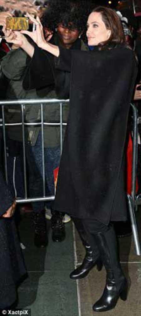 اخبار,اخبارفرهنگی,جدیدترین اثر آنجلینا جولی