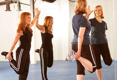ورزش,درد مفاصل,کشش ماهیچه ساق پا