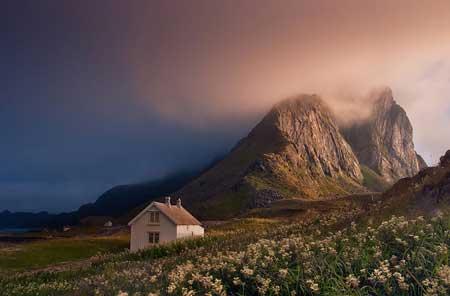 نروژ,جاهای دیدنی نروژ,مکانهای تفریحی نروژ