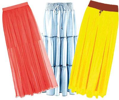 پوشش پا پرانتزی,اصول انتخاب لباس