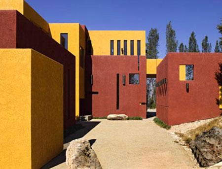 خانه ای به رنگ سال 2015,دکوراسیون خانه 2015