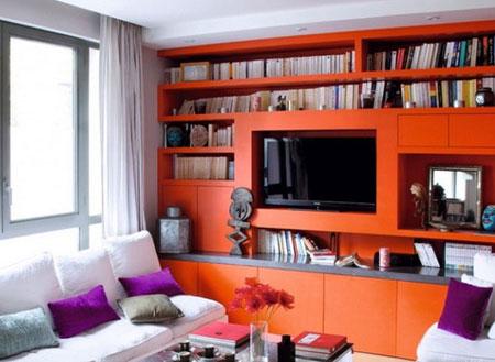 ترکیب رنگ در دکوراسیون,روانشناسی رنگ در خانه