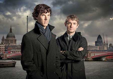اخبار , اخبار فرهنگی , سریال شرلوک هولمز