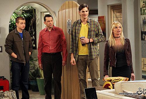 سریال Two And A Half Men