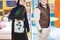 پوستر سریال جدید مهناز افشار و محمدرضا گلزار