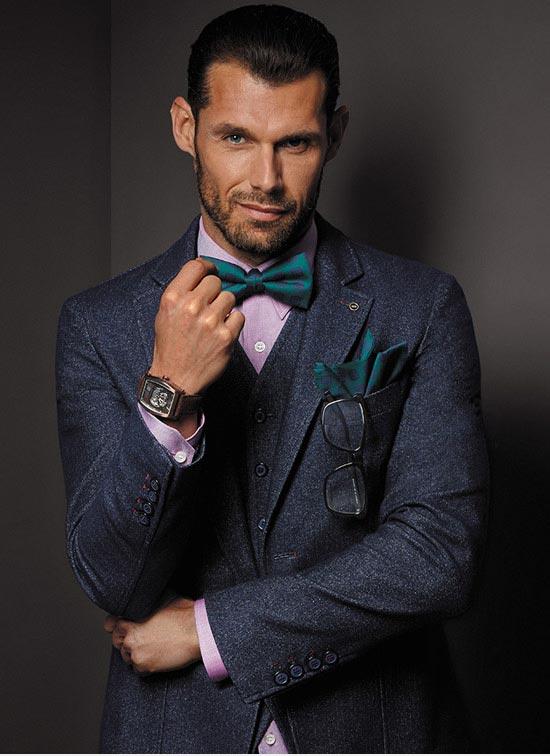 انواع لمه مو مدل لباس مردانه Florentino زمستانی