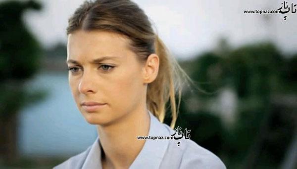 لیلا در سریال سوگند