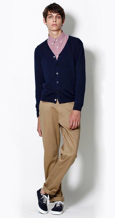 مدل لباس مردانه برند UNIQLO