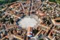 عکس های شهر قرون وسطایی پالمانوا