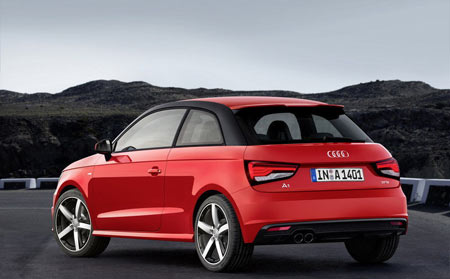خودروی Audi آئودی مدل A1