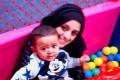 زن ایرانی از دست داعش گریخت! +عکس