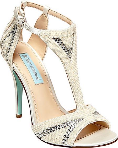 مدل کفش پاشنه بلند زنانه Betsey Johnson