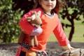 مدل های جدید لباس بچه گانه دخترانه oishi-m