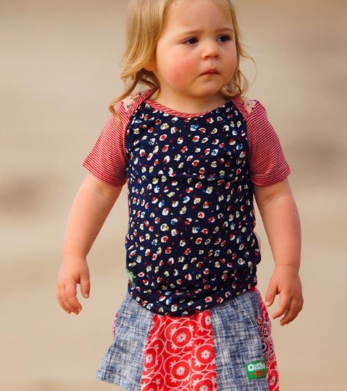 مدل لباس بچه گانه دخترانه oishi-m