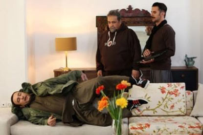 اخبار,اخبار بازیگران,فیلم سینمایی سه بیگانه در سرزمین ناشناخته