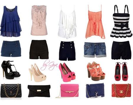 ست لباس زنانه