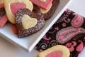 تهیه شیرینی قلبی روز عشق
