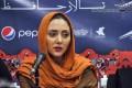 مهسا کرامتی و لادن مستوفی در مراسم فیلم چاقی