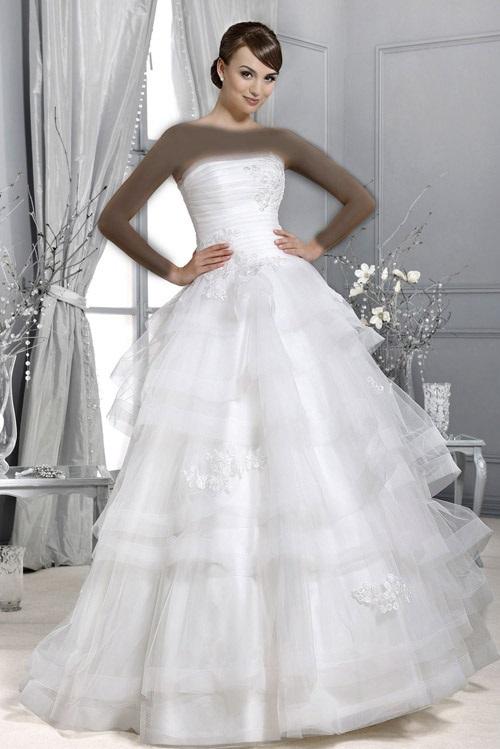 لباس عروس Model (10)