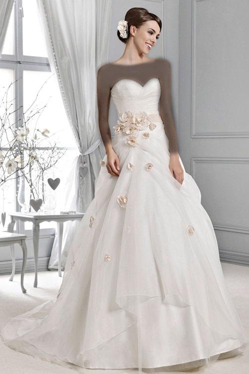 لباس عروس Model (11)
