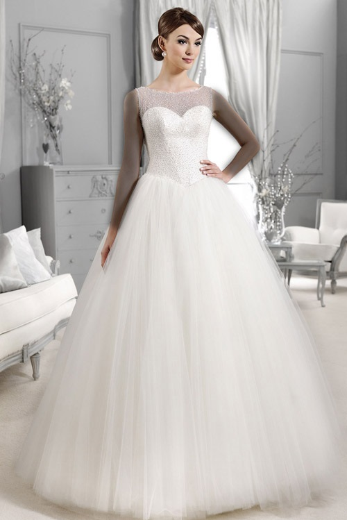 لباس عروس Model (15)