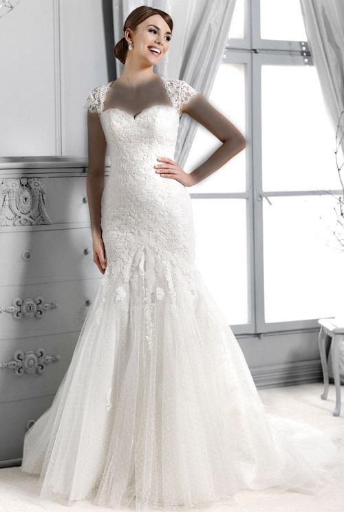 لباس عروس Model (6)