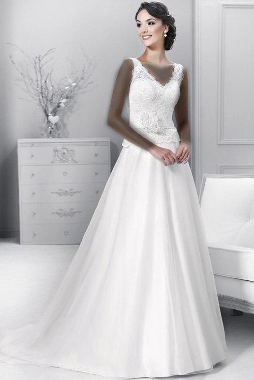 لباس عروس Model (9)