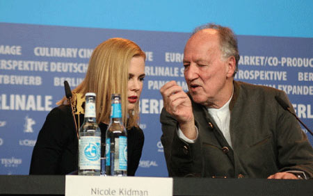 نیکول کیدمن در جشنواره فیلم برلین