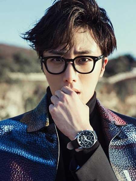 عکس های جانگ ایل وو بازیگر نقش عالیجناب یانگ میونگ در افسانه خورشید و ماه